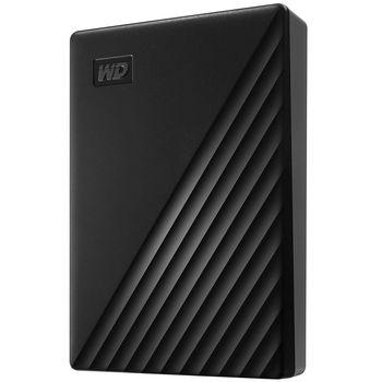 "2.5"" 5TB External HDD WD My Passport Portable WDBPKJ0050BBK-WESN,  Black, USB 3.0 (hard disk extern HDD/внешний жесткий диск HDD)"