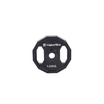 Диск метал. обрезиненный 1.25 кг d=30 мм 15888 (1180)