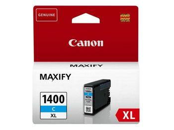 Ink Cartridge Canon PGI-1400XL C, cyan 12ml for MAXIFY MB2040/MB2340/MB2140/MB2740