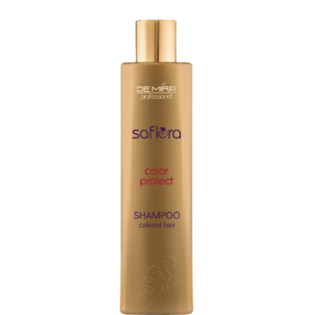 Șampon pentru păr vopsit, ACME DeMira Saflora, 300 ml., COLOR PROTECT - stabilizator de culoare