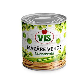 """купить Горох зелёный консервированный """"VIS"""" 420гр в Кишинёве"""