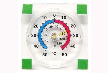 Термометр оконный Fackelmann 7.5X7.5сm