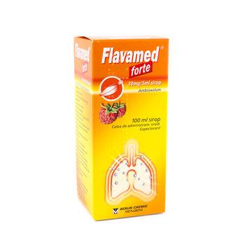 cumpără Flavamed Forte 30mg/5ml 100ml sol.orala în Chișinău