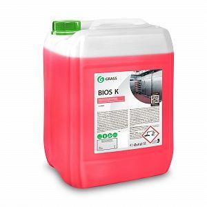 Высококонцентрированное щелочное средство Bios K 22,5кг