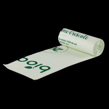 Мусорные мешки биоразлагаемые 20 л