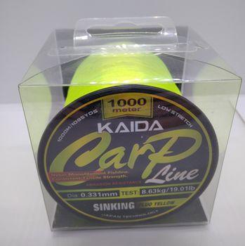 Леска KAIDA Carp Line 1000м 0.331мм