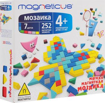 cumpără Magneticus Set creaţie Mozaica 252 el în Chișinău