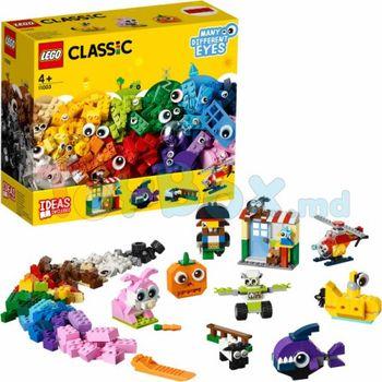 "LEGO Classic ""Кубики и глазки"", арт. 11003"