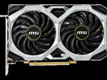 cumpără MSI GeForce GTX 1660 Ti VENTUS XS 6G OC /  6GB GDDR6 192Bit 1830/12000Mhz, 1x HDMI, 3x DisplayPort, Dual fan - Customized Design, TORX Fan2.0, Gaming App, Retail în Chișinău
