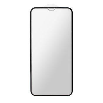 Защитное стекло IPHONE 11/XR BLACK (5D)