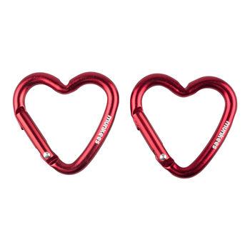 cumpără Breloc Munkees Mini Heart Carabiner - 2 Pcs, 3200 în Chișinău
