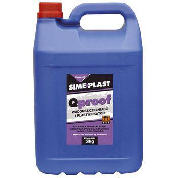 Simeplast Гидроизоляционный пластификатор QProof 5кг