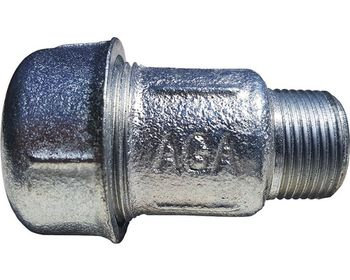 "купить Переход зажим.чугун. AGAflex AK-1 1/4"" П (39.3-43.1mm) в Кишинёве"