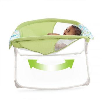купить Bright Starts Кроватка-шезлонг Playtime to bedtime Confetti в Кишинёве
