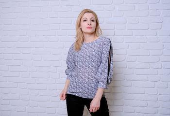 купить Блузка Simona ID 9531 в Кишинёве
