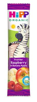 купить Hipp фруктовый батончик малина, банан и яблоко 12 мес, 23 гр в Кишинёве