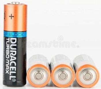 купить Батарейка Duracell AA MN1500 Turbo в Кишинёве