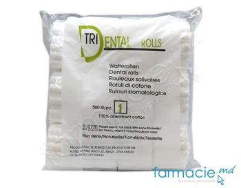 купить Rulouri TriDental stomatologice nr 1./ 8 mm N 500 buc в Кишинёве
