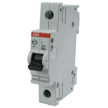 Abb Автоматический выключатель SH201L 1P 32A