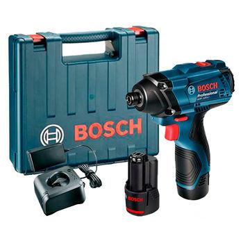 Аккумуляторный ударный шуруповерт Bosch GDR120Li
