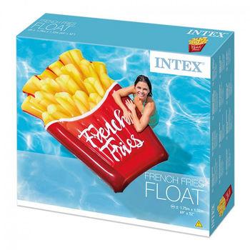 купить Intex надувной плотик Картошка Фри в Кишинёве