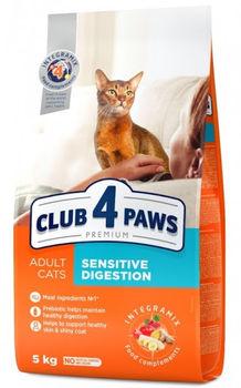 купить Клуб 4 лапы  для кошек с чувствительным желудком,5кг в Кишинёве