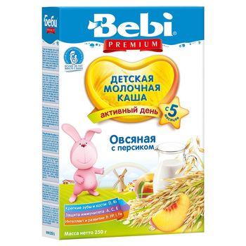 cumpără Bebi Prem Terci Lapte Ovaz, piersic 250g în Chișinău