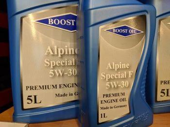 купить Моторное масло Boost Oil Special F 5W-30 - 5 л в Кишинёве