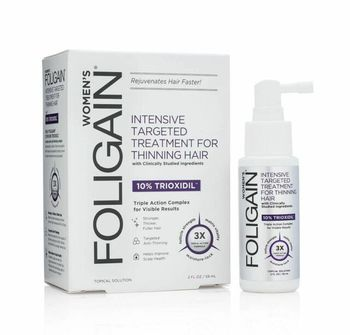 FOLIGAIN TRIOXIDIL 10% - FOR WOMEN