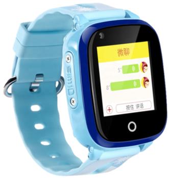 купить Smart ceas pentru copii Wonlex KT10 4G Blue в Кишинёве