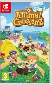 купить Gamedisc Animal Crossing New Horizons Nintendo в Кишинёве