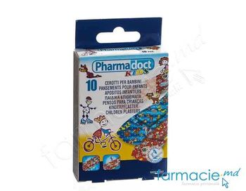 купить Emplastru Pharma Doct  N10 2x6cm Kids,medium (110017) в Кишинёве