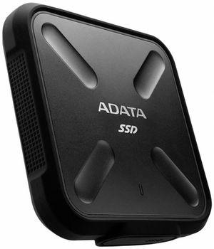 "512GB (USB3.1/Type-C) ADATA Portable SSD ""SD700"", Black"