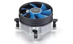 """AC Deepcool LGA115x / 1200 """"THETA16 PWM"""" (17,8-33,4 дБА, 900-2400 об / мин, 45,9 куб. Футов в минуту, 92 м, м ШИМ, 95 Вт, 401 г.)"""
