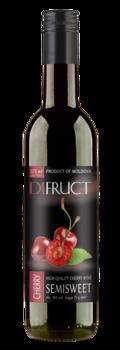 купить Фруктовое вино DiFruct вишня, 0.375 л в Кишинёве