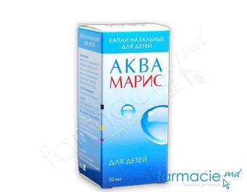 купить Аква Марис Беби, назальные капли. 10 мл № 1 в Кишинёве