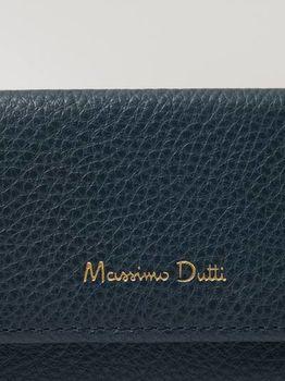 Аксессуар Massimo Dutti Темно серый 4651/602/400