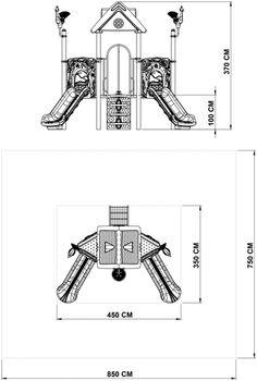 Игровой Комплекс Minik-03
