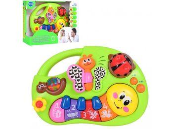купить Huile Toys Пианино Веселые Зверята в Кишинёве