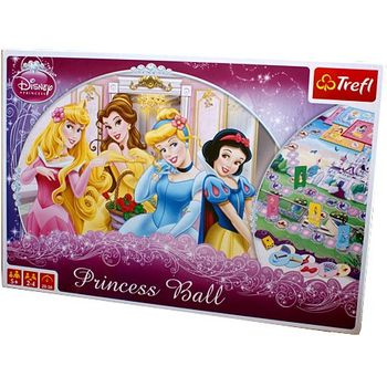 "00964 Trefl ""Game""  - Princess  Ball"