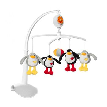 Карусель музыкальная универсальная- Пингвины