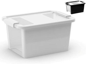 Коробка с крышкой Bi-box S, 11l, 36.5X26XH19cm