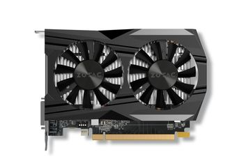 ZOTAC GeForce GTX 1050 Ti OC Edition 4GB DDR5, 128bit, 1506/7008Mhz, Dual Fan, HDCP, DVI, HDMI, DisplayPort, Lite Pack