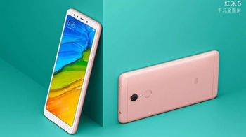 "cumpără 5.99"" Xiaomi RedMi 5 Plus 32GB Pink 3GB RAM, Qualcomm Snapdragon 625 Octa-core 2.0GHz,Adreno 506, DualSIM, 5.99"" 1080x2160 IPS 403 ppi, microSD, 12MP/5MP, LED flash, 4000mAh, FM-radio, WiFi-AC, BT4.2, LTE, Android 7.1 (MIUI9), Infrared port, Fingerprint în Chișinău"
