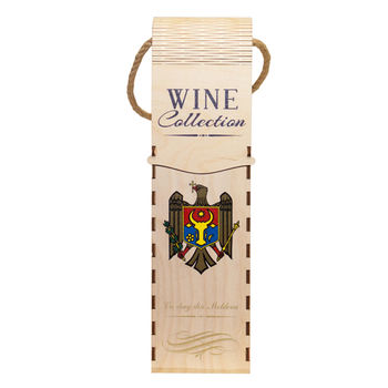 cumpără Коробка для вина, фанера - Древо Жизни 5 în Chișinău