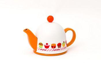 Чайник заварочный GIPFEL GP-3846 (керамический 400 мл)