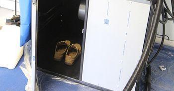Паровая установка для чистки обуви ScarpaVapor No Limits