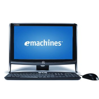"ACER eMachines EZ1601 18.5"" All-in-one PC (PW.NATEC.004), Intel Atom Processor N270 1.6GHz, 533MHz, 2Gb DDR2 RAM, 320Gb SATA, Video GMA 950, DVD-RW/DL, Wi-Fi"