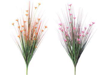 """Ветка декоративн """"Полевые цветы"""" H62"""