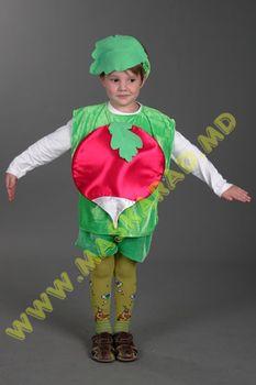 Карнавальный костюм: Редиска